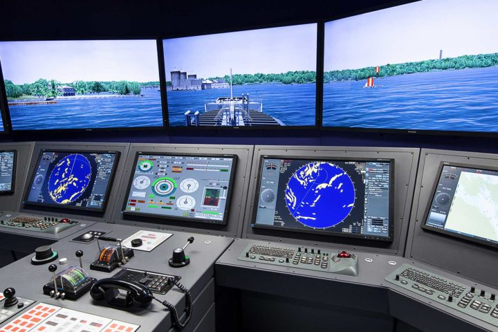 Simulator Marcom-B